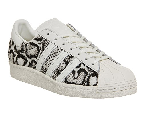 Superstar 80s City Off White Core Black Snake Exclusive