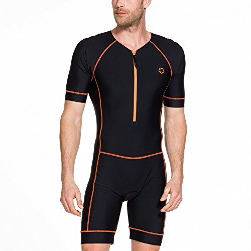 Gregster Trace Trajes, Hombre, Negro, L