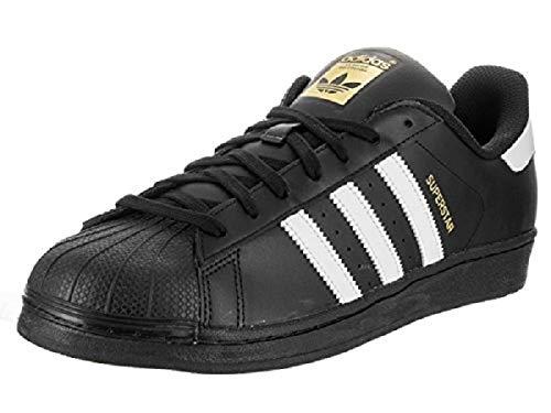 adidas Superstar Foundation, Zapatillas para Hombre, Negro Footwear White/Core Black 0, 44...