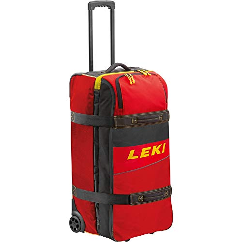 Leki Travel Trolley (rot)