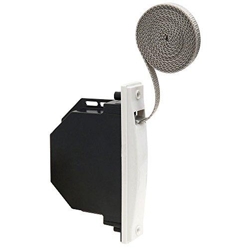 Wolfpack 5250010 Recogedor persiana mini, 6 metros embutir cinta, 14 mm
