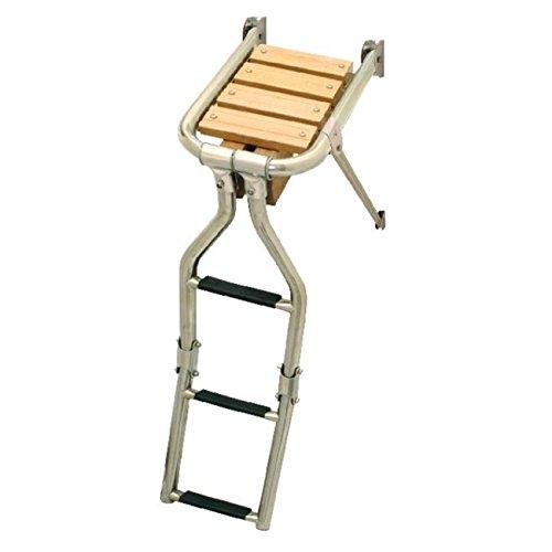 Nuova Rade Badeplattform mit Leiter klappbar, Breite:210X390mm -