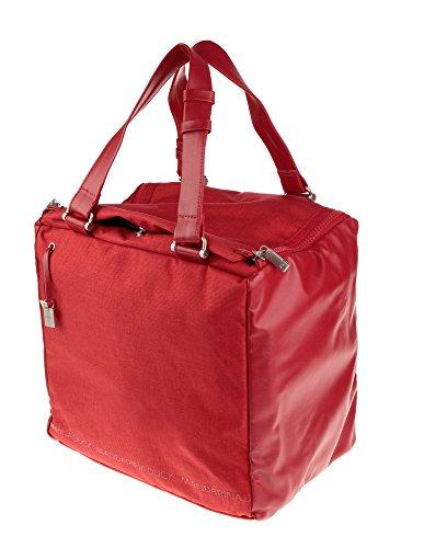 Mandarina Duck Desire Tessuto Bag borsa a mano MANDARINA Borsa per Notebook Rosso