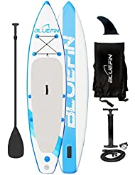 "Pack pour stand up paddle gonflable Bluefin - 10'8"" 327 cm x 15,2 cm"
