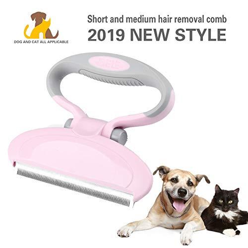 Nwayd 2019 Haarentfernungsbürsten für Hunde, Katzenhaarentfernungswerkzeuge und Schönheitspinsel, geeignet für kleinen, mittleren und großen Tierhaarverlust