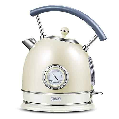 WMC Wasserkocher, 304 Edelstahl Anti-trocken brennender tragbarer Mini Isolierung eines Haushaltskessel für das Büro,B