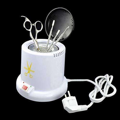 Hochtemperatur Sterilisator Topf Maschine Heißluftsterilisator Instrumente für Make-up Nail Art Salon Zange Pinzette Schere Werkzeuge Tatoo Zubehör (Instrument Sterilisator)
