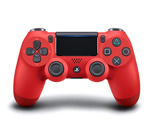 Magma Red PS4 PRO Rapid Fire Custom Modded Controller 40 Mods für alle Major Shooter Games & mehr (CUH-ZCT2U) (2 Advanced Warfare Playstation)