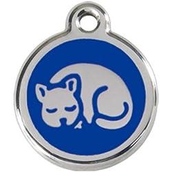 Red Dingo Médaille pour Chat Bleu