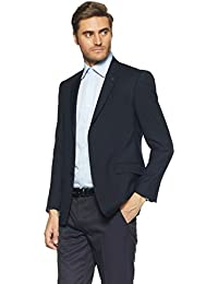 Louis Philippe Men's Regular Fit Blazer