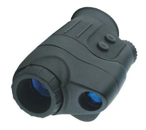 Yukon Patrol 2x24 - Dispositivo de visión nocturna, color negro, talla 14
