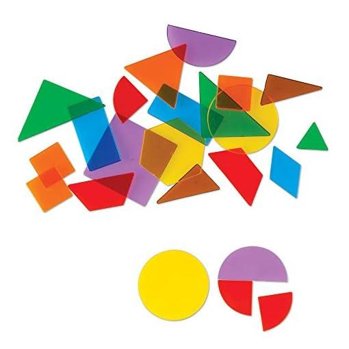 Learning-Resources-Transparente-geometrische-Formen