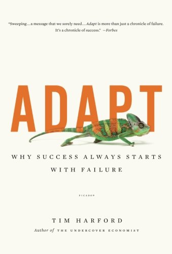 Adapt por TIM HARFORD
