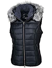 8eb3ee13f9a3 Pikeur - ladies quilted waistcoat AMICA - WINTER 2018