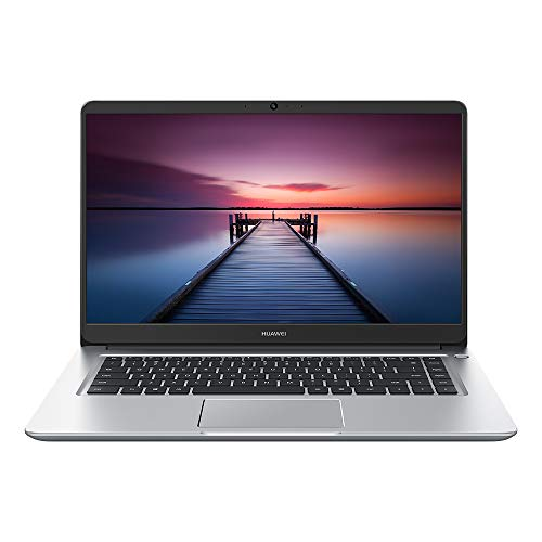 HUAWEI MateBook D 15.6' - PC Portable - 15.6 Pouces (Core i5, RAM 8Go, SSD 256Go, Windows 10 Home) - Arg
