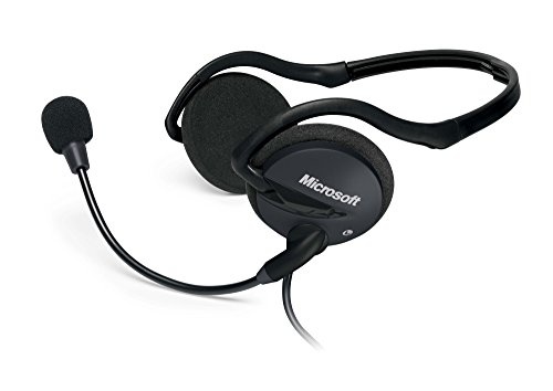 Price comparison product image Microsoft LifeChat LX-2000 Headset