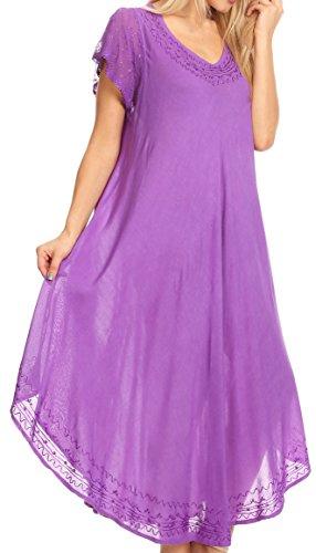 Sakkas täglichen Bedarfs Kappe Kaftan Kleid Hülse oder Vertuschung ...