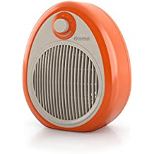 Termoventilatore Splendid Cromo colors Orange -