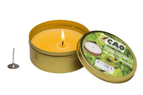 Cao Camping Zitronengras Kerze