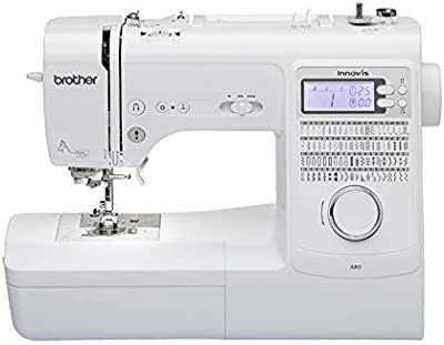 Brother Innovis A80 - Máquina de Coser (Incluye Kit de Acolchado)