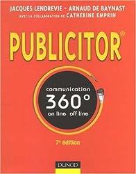 Publicitor : Communication 360° off et on line