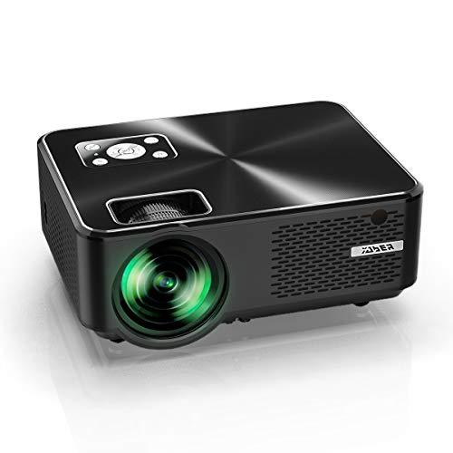 YABER Proiettore 4500 Lumen Mini Proiettore Portatile nativa 1280*720P Supporto 1080P LED...