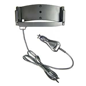 Brodit Active holder with cig-plug - Ladegerät / TMC-Antenne / Halter - für Navigon 92 Plus, 92 Premium