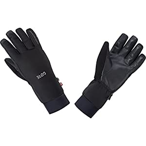 GORE Wear Unisex Winddichte Handschuhe, M GORE WINDSTOPPER Insulated Gloves, 100386