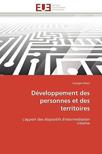 Développement des personnes et des territoires