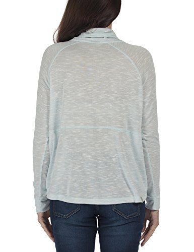 Bench Damen Sweatshirt Breeze Blau (Starlight Blue Marl SK020X)