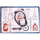 NSG (12 Piece Doctors Set ) - Fun Role Play Games for 3 yr Old Kids+ (NSG (12 Piece Doctors Set ))