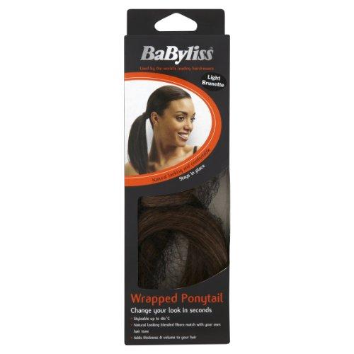 BaByliss 591213U - Extensión cabello forma coleta
