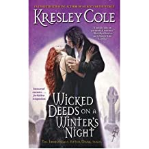 WICKED DEEDS ON A WINTER'S NIGHT BY (COLE, KRESLEY)[POCKET STAR BOOKS]JAN-1900
