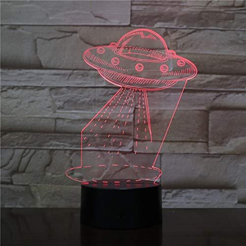 Leichte Alien Change Sensor-Farbänderung mit Nachtlicht für visuelle Effekte von Kindern für Fantastische Geschenke