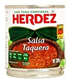 Herdez Salsa Taquera 220 g