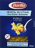 Barilla Fusilli sans Gluten 400 g - Lot de 7