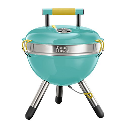 Jamie Oliver Grill Park BBQ turquoise