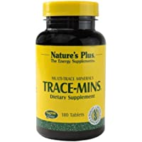 Nature's Plus - Trace-Mins, 4 mg, 180 tablets