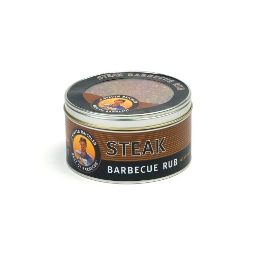 Steven Raichlen Barbecue Rub, verschiedene Sorten, Steven Raichlen Barbecue Rub / 6 oz - Steak