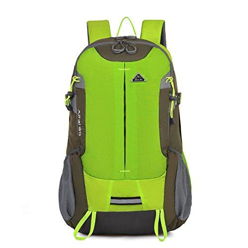 Outdoor Wandern Bergsteigen Tasche Green