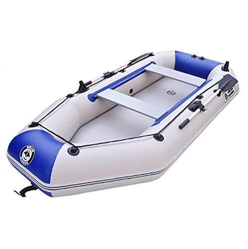 LIBINA Kayak Barco De Pesca Inflable para 2 Personas con Remos De...