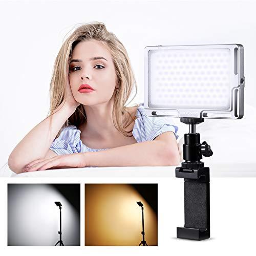 K&F Concept Antorcha Luz LED Video Fotografia