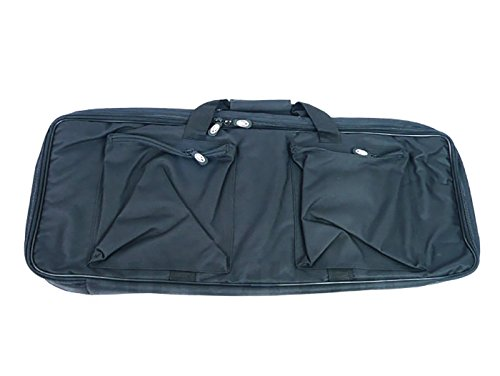 ARSUK- SUB MACHINE GUN BB BAG 68CM-AIRSOFT BAG, RIFLE BAG, BB GUN BAG -BLACK GUN BAG