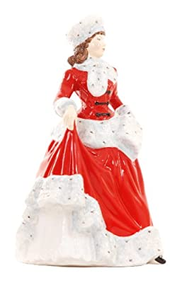 Royal Doulton WINTER Pretty Ladies Figurine HN5314