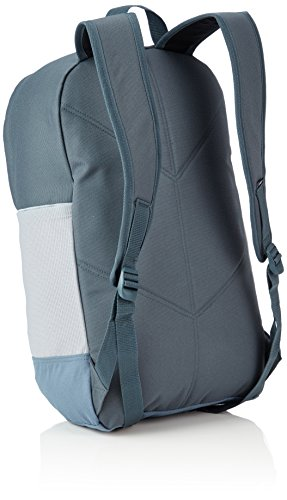 Vans Van Doren Iii Backpack Zaino Casual, 52 Cm, 29 Liters, Grigio (Heather Suiting) Blu (Dark Slate)