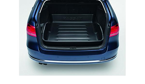 Gummierte Kofferraumwanne für Volkswagen Passat Exclusive B7 3C//36 Variant Kombi