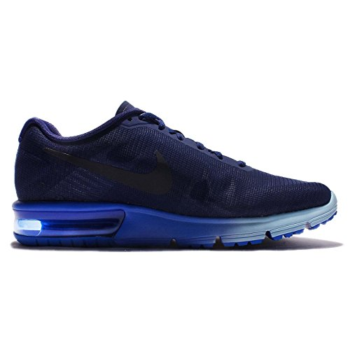 Nike 719912-407, Sneakers trail-running homme Bleu