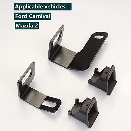 LSYNB Anwendbar Auf Mazda 2 Carnival Modifizierte Halterung Isofix Kindersitz Interface Autositz Befestigung Isofix