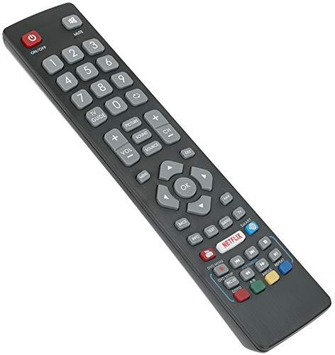 ALLIMITY BLF/RMC/0008 Telecomando Sostituito per Blaupunkt Full HD LED 3D Freeview TV