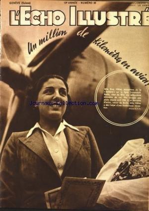 ECHO ILLUSTRE SUISSE (L') [No 50] du 12/12/1942